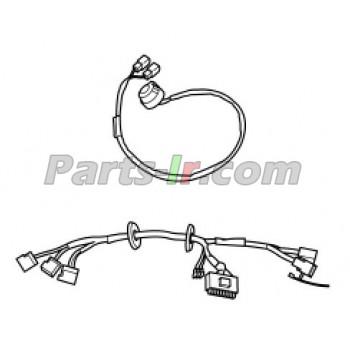 Комплект электропроводки прицепного устройства VPLST0071
