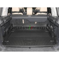 Резиновый коврик багажного отделения EBF500010