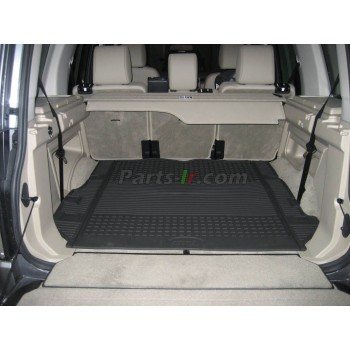 Резиновый коврик багажного отделения без бортов EBF500080