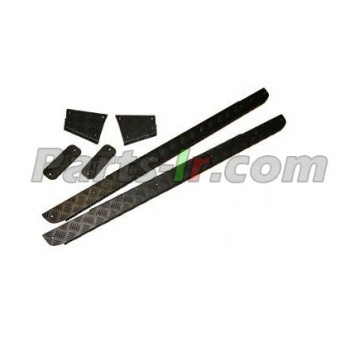 Кузовные накладки Black 90 база EBN500050