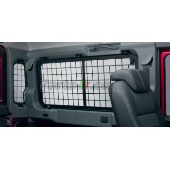 Комплект защитных щитков для задних боковых окон VPLDS0247