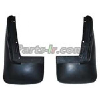 Комплект передних брызговиков CAS100930, CAS100920