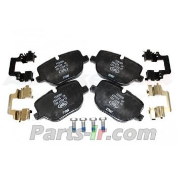 Задние тормозные колодки LR025739