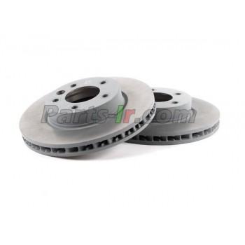 Передний тормозной диск LR031843