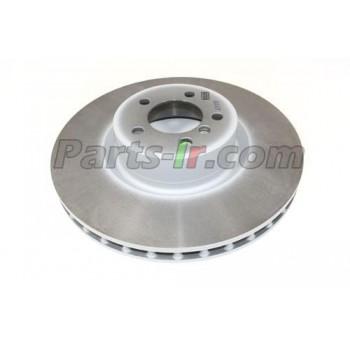 Передний тормозной диск LR031845