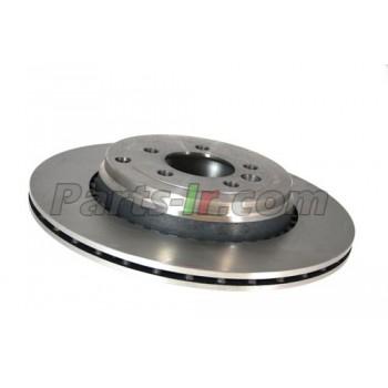 Задний тормозной диск LR031846