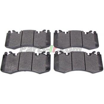 Тормозные колодки передние LR064181, LR083935