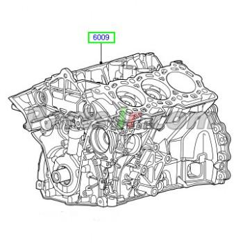 Блок цилиндров 3.0 SDV6 LR038168