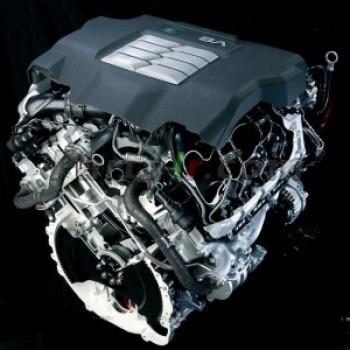 Двигатель 3.6 TDV8 LR006702