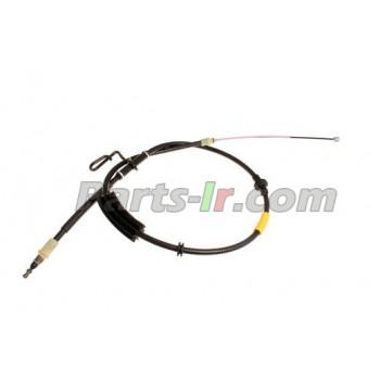 Трос стояночного тормоза LH LR007496, LR008807