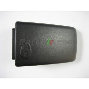 Крышка ручки водительской двери черная LR032995