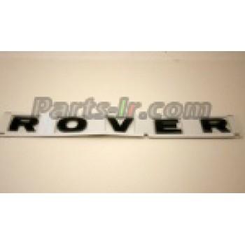 Надпись «ROVER» black LR058120