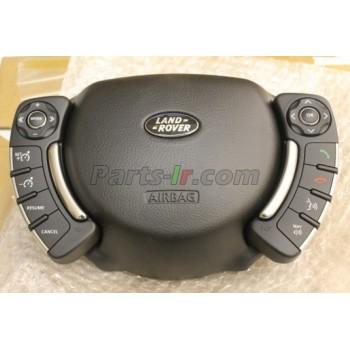 Модуль подушки безопасности руля LR013010