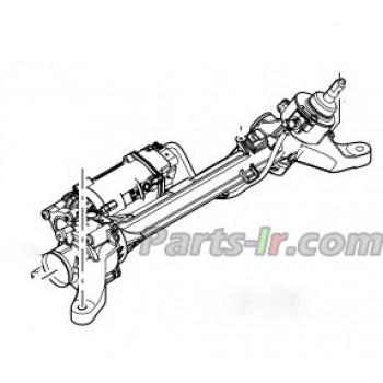 Рулевой механизм с электроусилителем LR058378, LR044837, LR056317