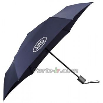 Складной зонт Land Rover Pocket Umbrella Navy Type2  LRUMAPN