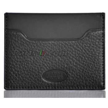 Визитница Land Rover Business Card Case Black LRSS12RCCW