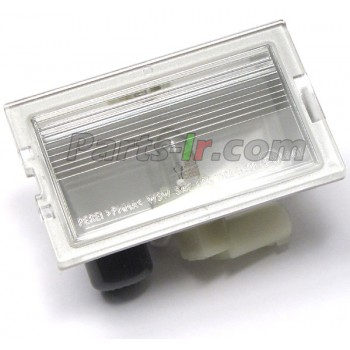 Плафон подсветки номерного знака XFC500040