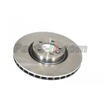 Тормозной диск передний LR016176