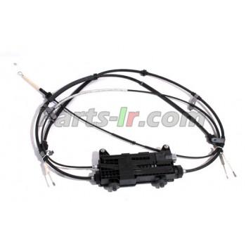 Механизм привода стояночного тормоза LR019223
