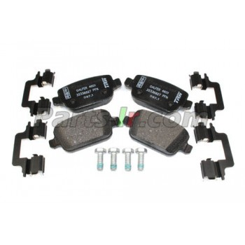 Задние тормозные колодки LR023888
