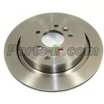 Тормозной диск задний LR027123