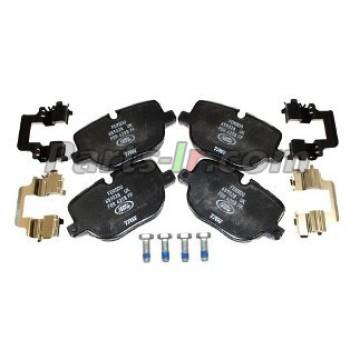 Тормозные колодки задние LR065492