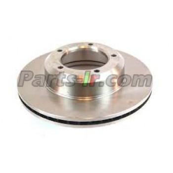 Тормозной диск передний вентилируемый LR017952