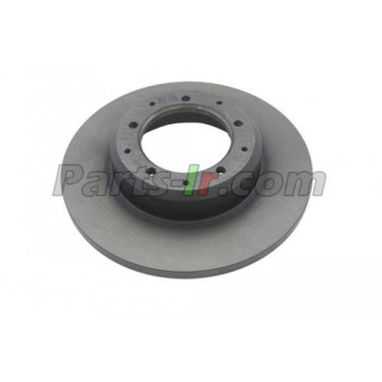 Тормозной диск задний LR018026