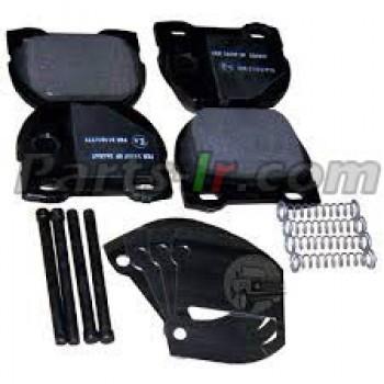 Тормозные колодки задние SFP000250