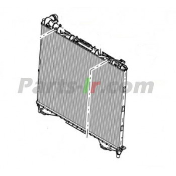 Радиатор системы охлаждения LR034553